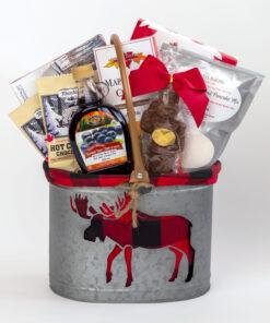 Canadian breakfast gift basket