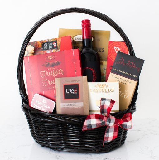 Christmas Gift Basket Vancouver