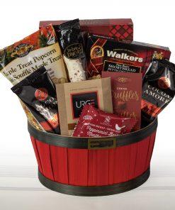 Santa gift Basket