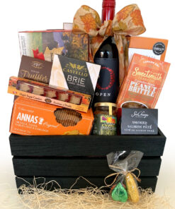 Autumn Gift Basket Vancouver