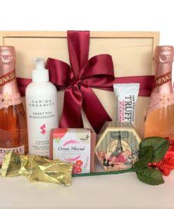 Spa gift box Vanocuver