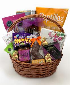 Easter gift basket Vancouver