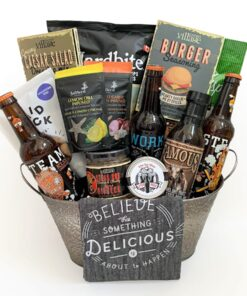 Barbeque and Beer Basket