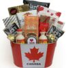 Canada Theme Gift Basket